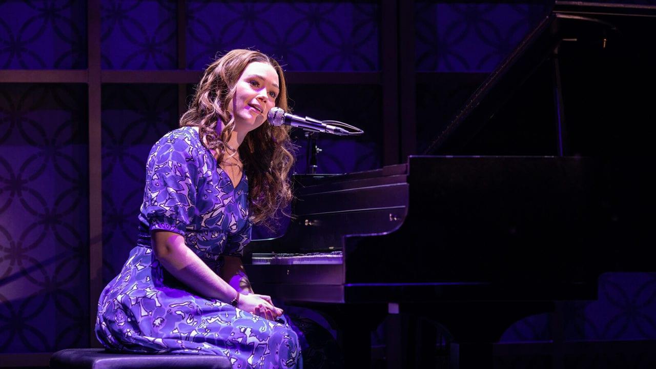 Beautiful the Carole King Musical - Carole on the Piano