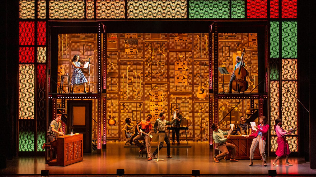 Beautiful the Carole King Musical - Full stage
