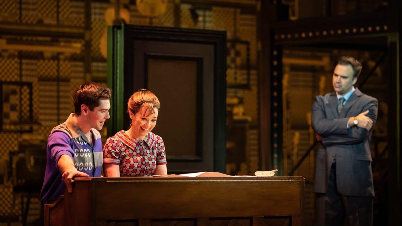 Beautiful the Carole King Musical - Pinao Couple