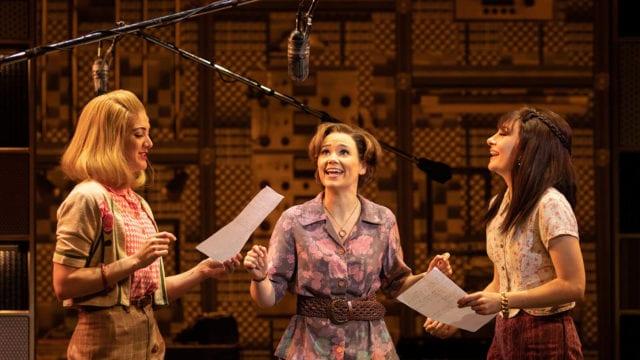 Beautiful the Carole King Musical - 3 Ladies singing
