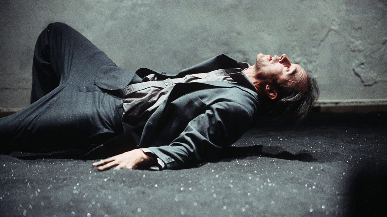 Stephen Dillane's Macbeth production photo by Scott Groller