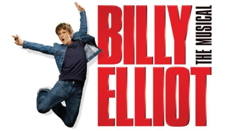 Billy Elliot the Musical poster