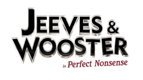 Jeeves and Wooster title treatment