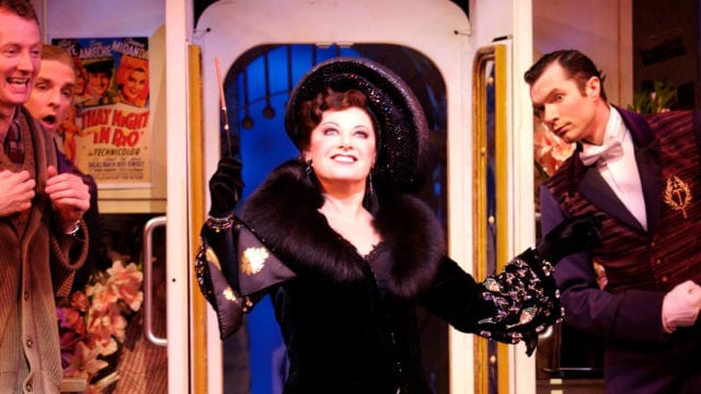 The Drowsy Chaperone Elaine production shot
