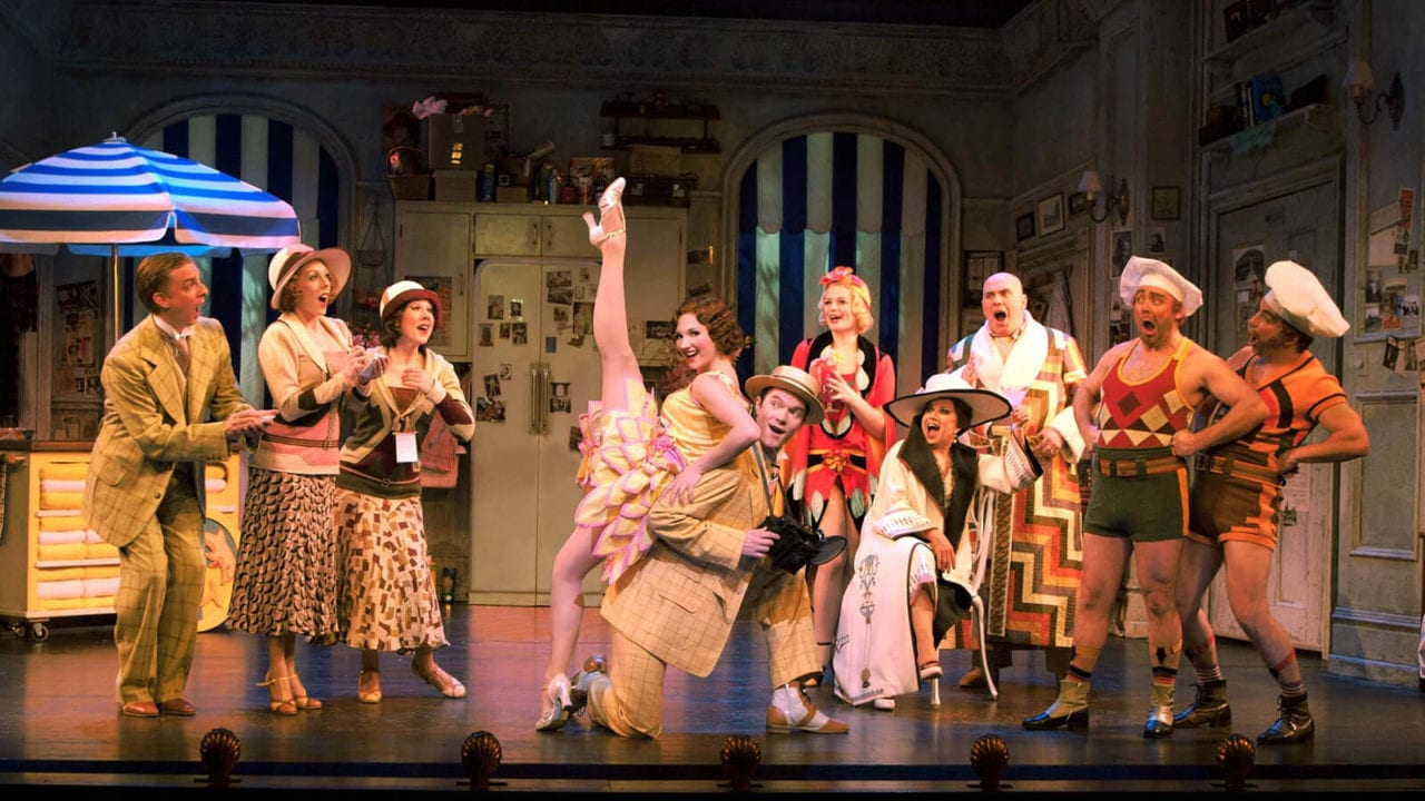 The Drowsy Chaperone Summer Kick. By Catherine Ashmore