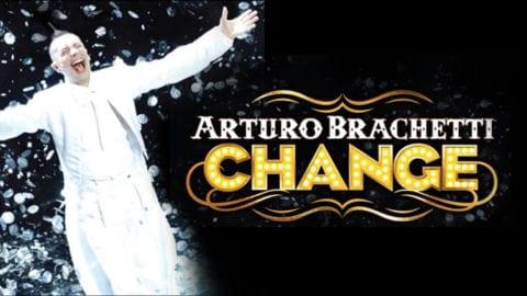 Arturo Brachetti Changeposter