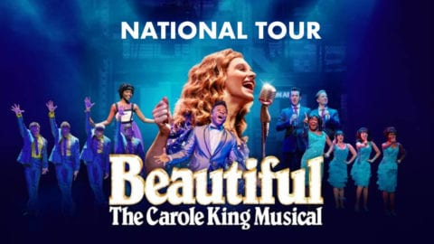Beautiful - The Carole King Musical Tour poster