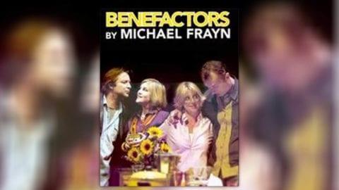 Benefactors poster