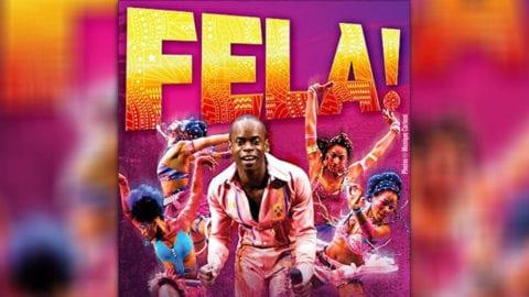 Fela! Poster