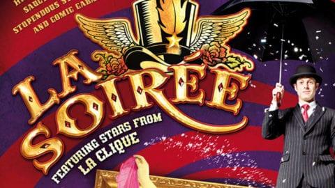 La Soiree poster