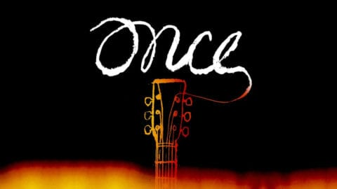 Once The Musical poster