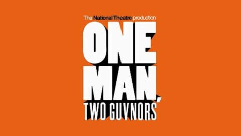 One Man, Two Guvnors poster