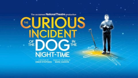 The Curious Incident of the Dog in the Night Time poster