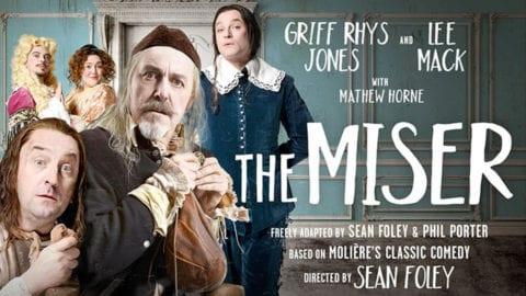 The miser poster
