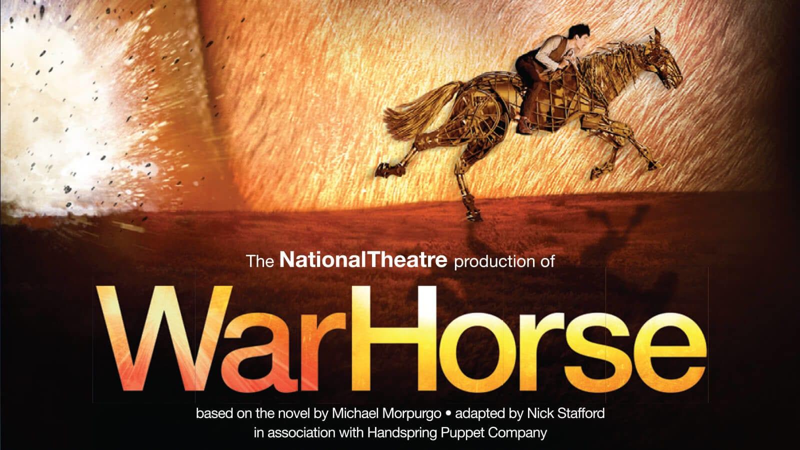 War Horse West End poster