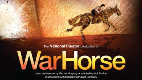 War Horse West End poster