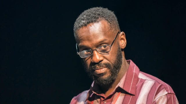 Sule Rimi in Sweat at the Donmar Warehouse. Photo Johan Persson