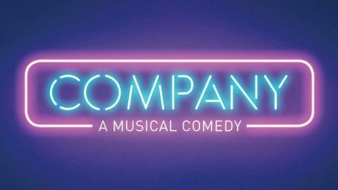 Company: A Musical Comedy logo