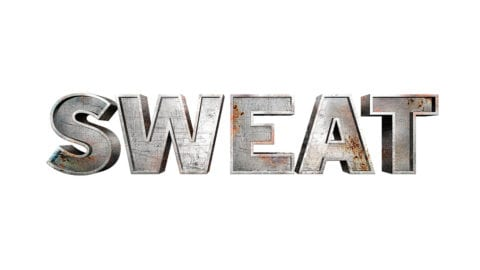 Sweat title treatment