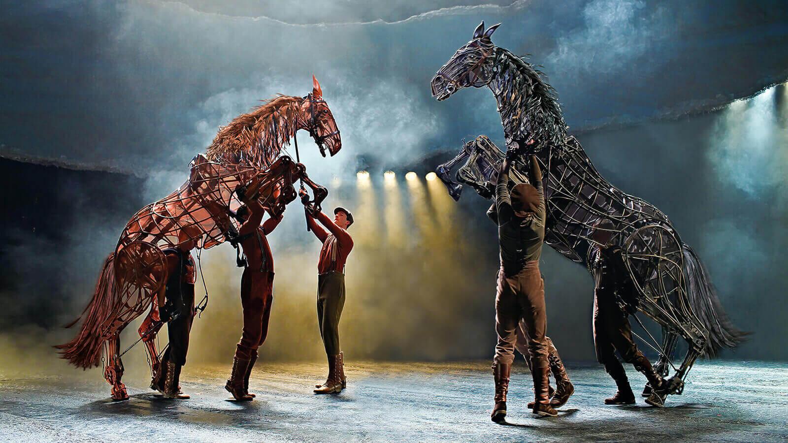 War Horse UK Tour - Production Photo